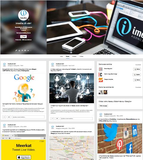 Booster votre référencement naturel avec Google+