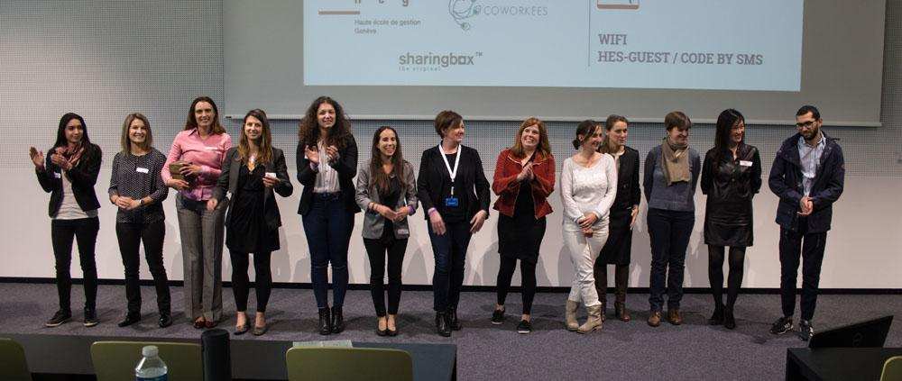 Meetup de Women in Digital Swizerland (WDS)