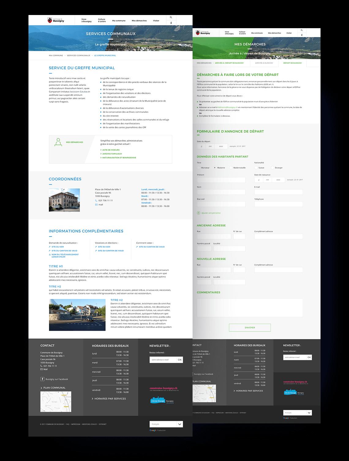 projet bussigny site web 2