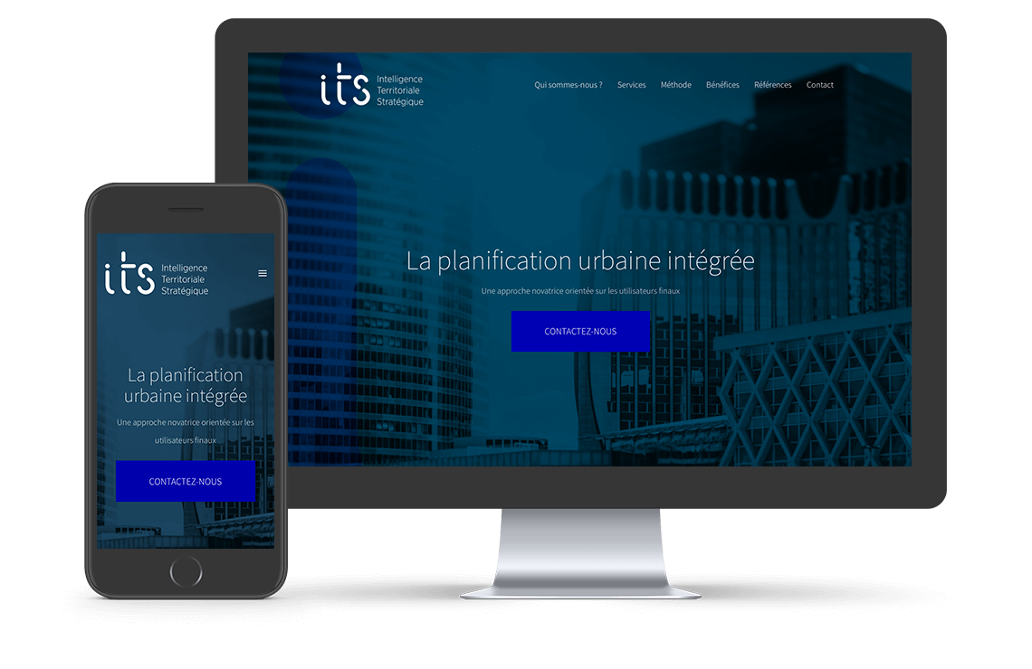projet its site responsive